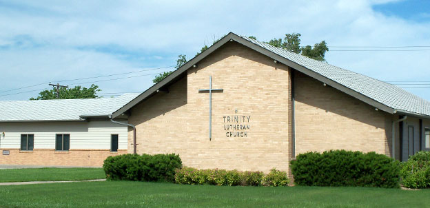 Trinity Lutheran Church, Chamberlain, SD